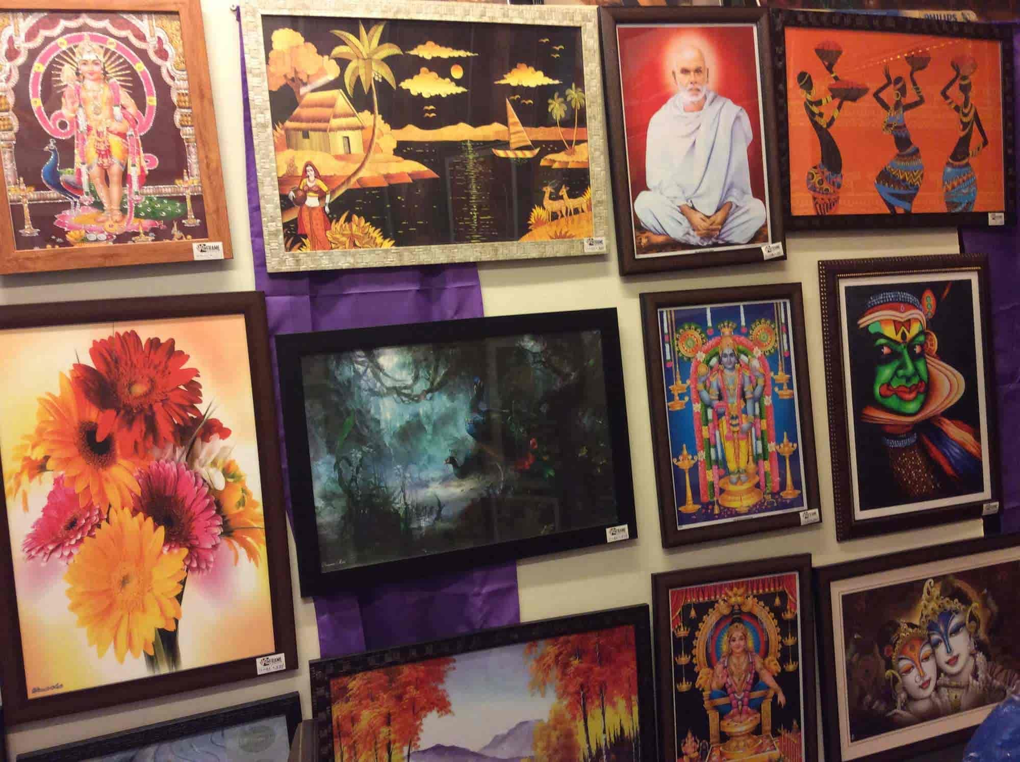 Picframe Online Art Gallery, Kalamassery Development Plot