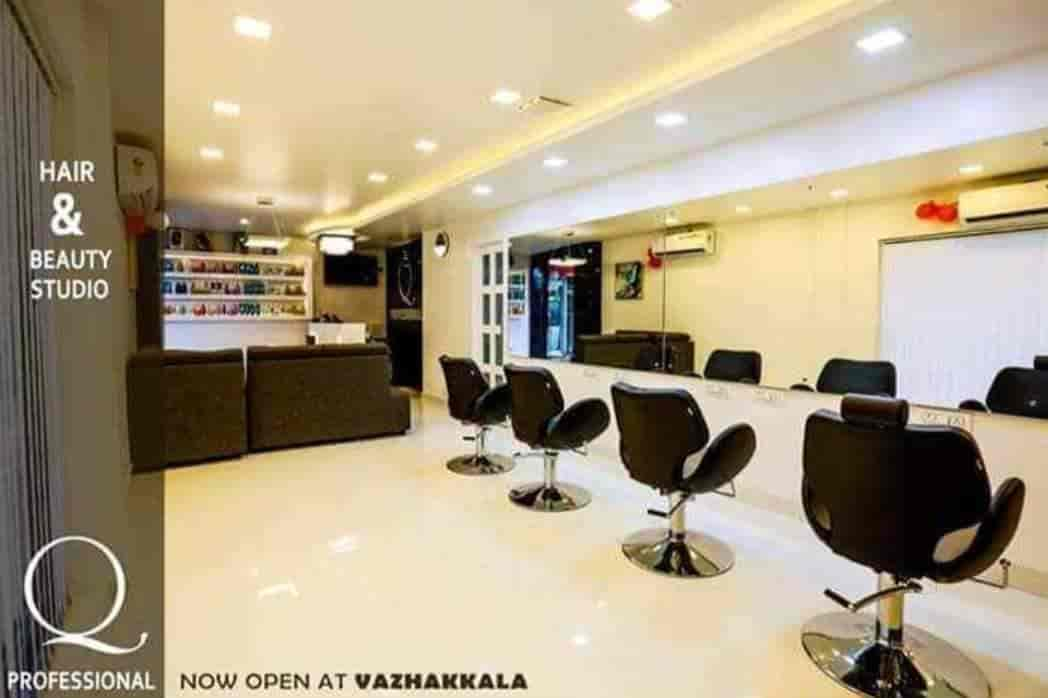 Q Professional Hair & Beauty Studio, Vazhakkala - Beauty Spas in Ernakulam - Justdial