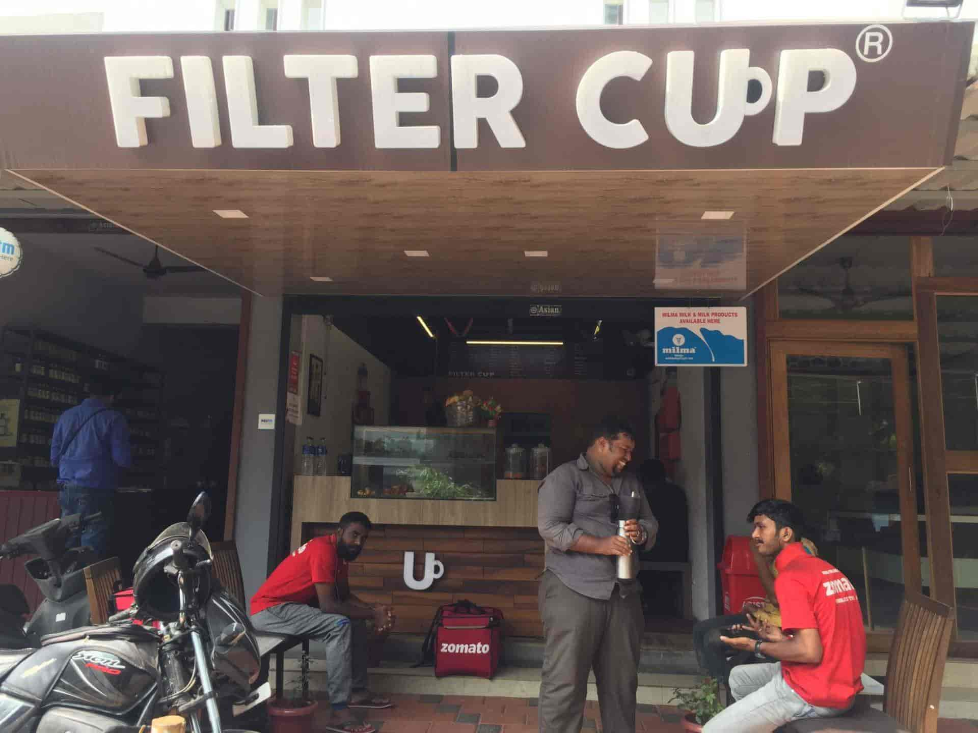 Filter Cup Photos, Vennala, Ernakulam- Pictures & Images Gallery