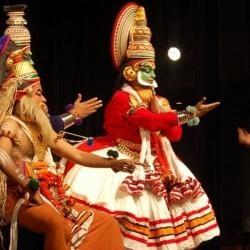 Great K V Kerala Kathakali Centre, Kochi Fort - Dance