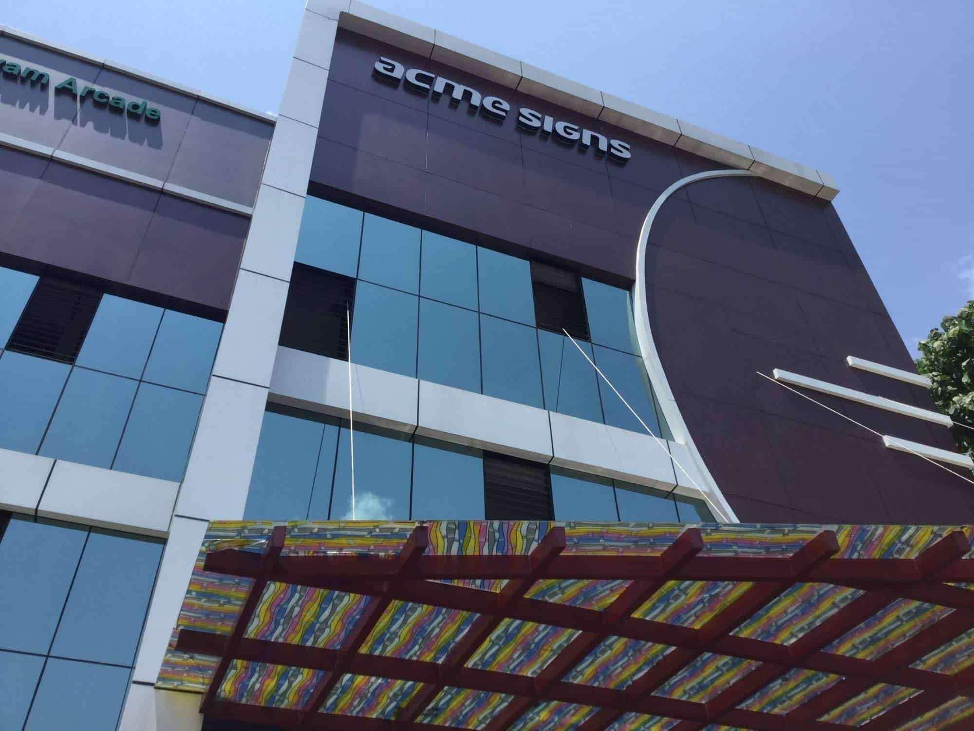 Acme Signs Perumbavoor Sign Board Dealers In Ernakulam Justdial