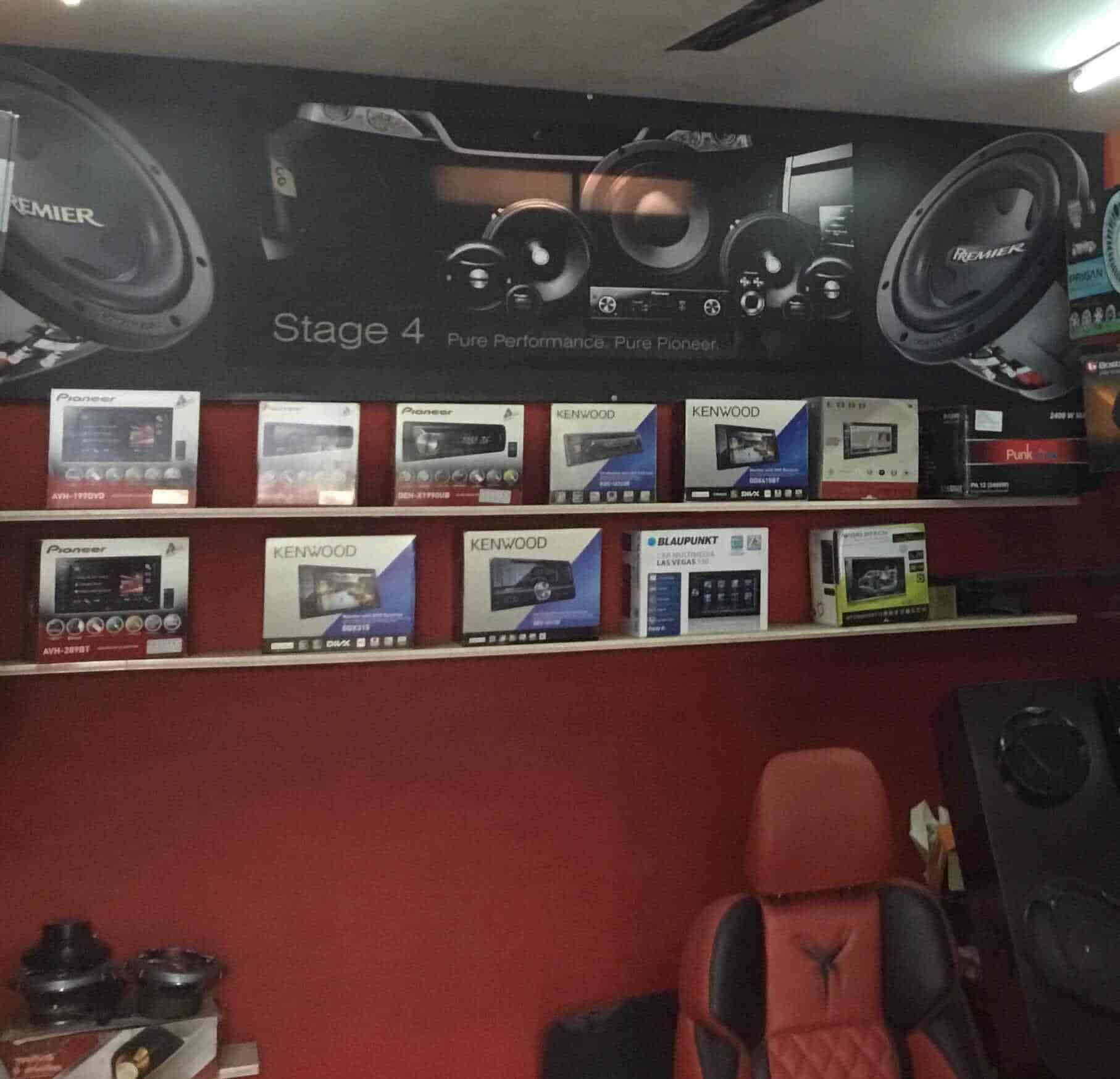 Fashioner Audio Car Eroor Stereo Repair Services In Ernakulam Justdial