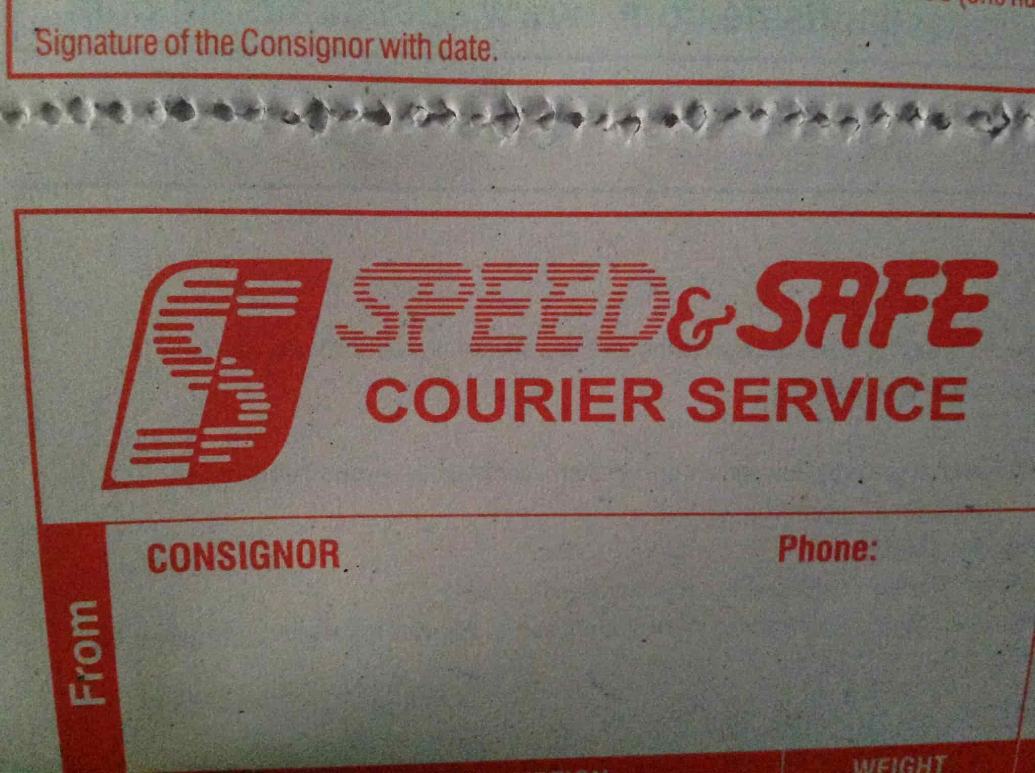 Speed & Safe Courier Services Pvt  Ltd , Koothattukulam - Courier