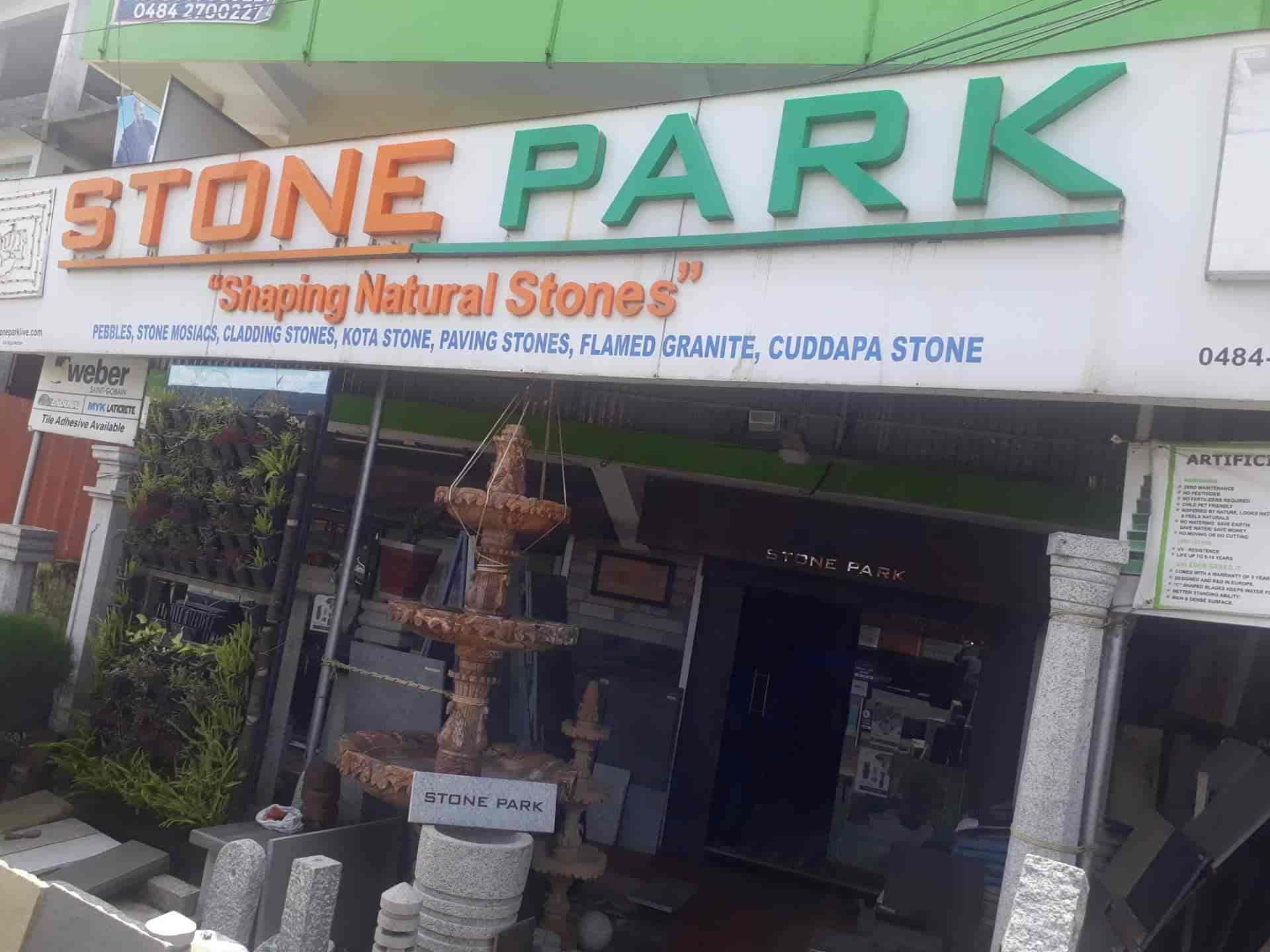 Stone Park, Nettoor - Stone Dealers in Ernakulam - Justdial
