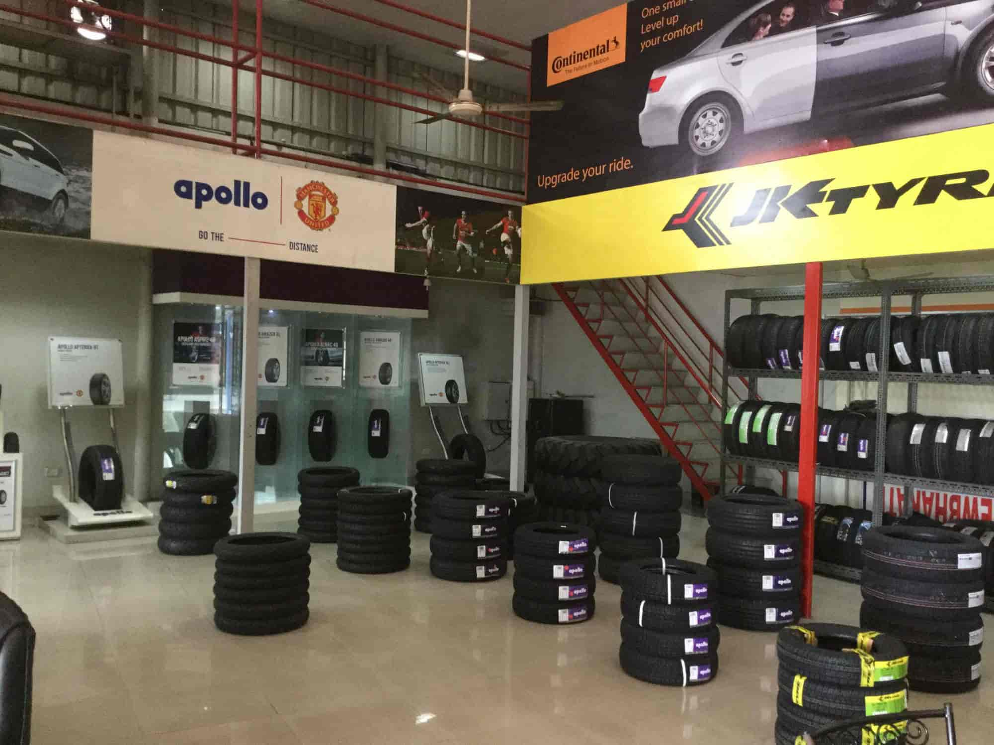 Tyre Shop India >> New Bharath Tyres India Pvt Ltd Panangad Tyre Dealers In