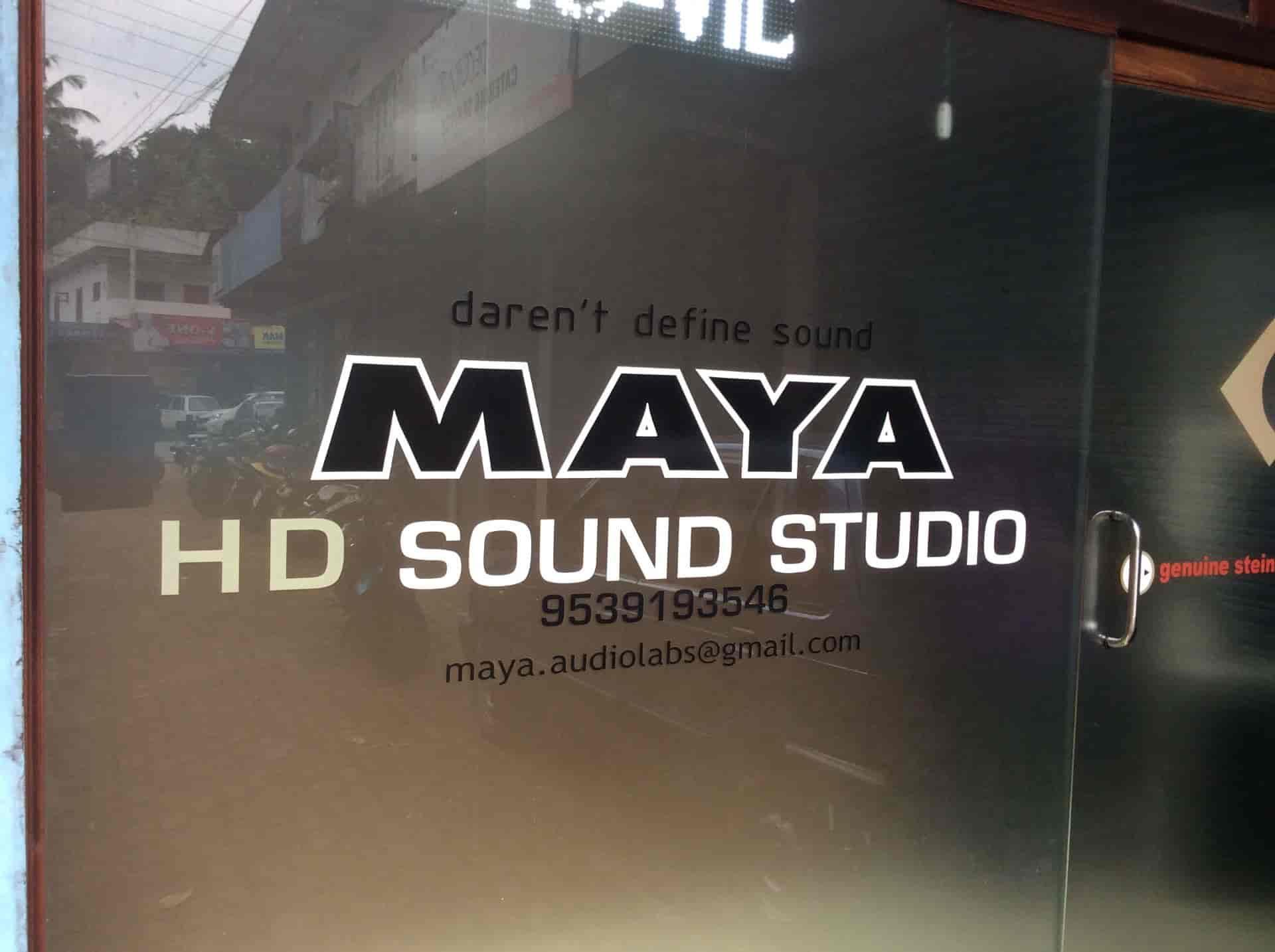 Maya Sound Recording Studio, Kothamangalam Ernakulam