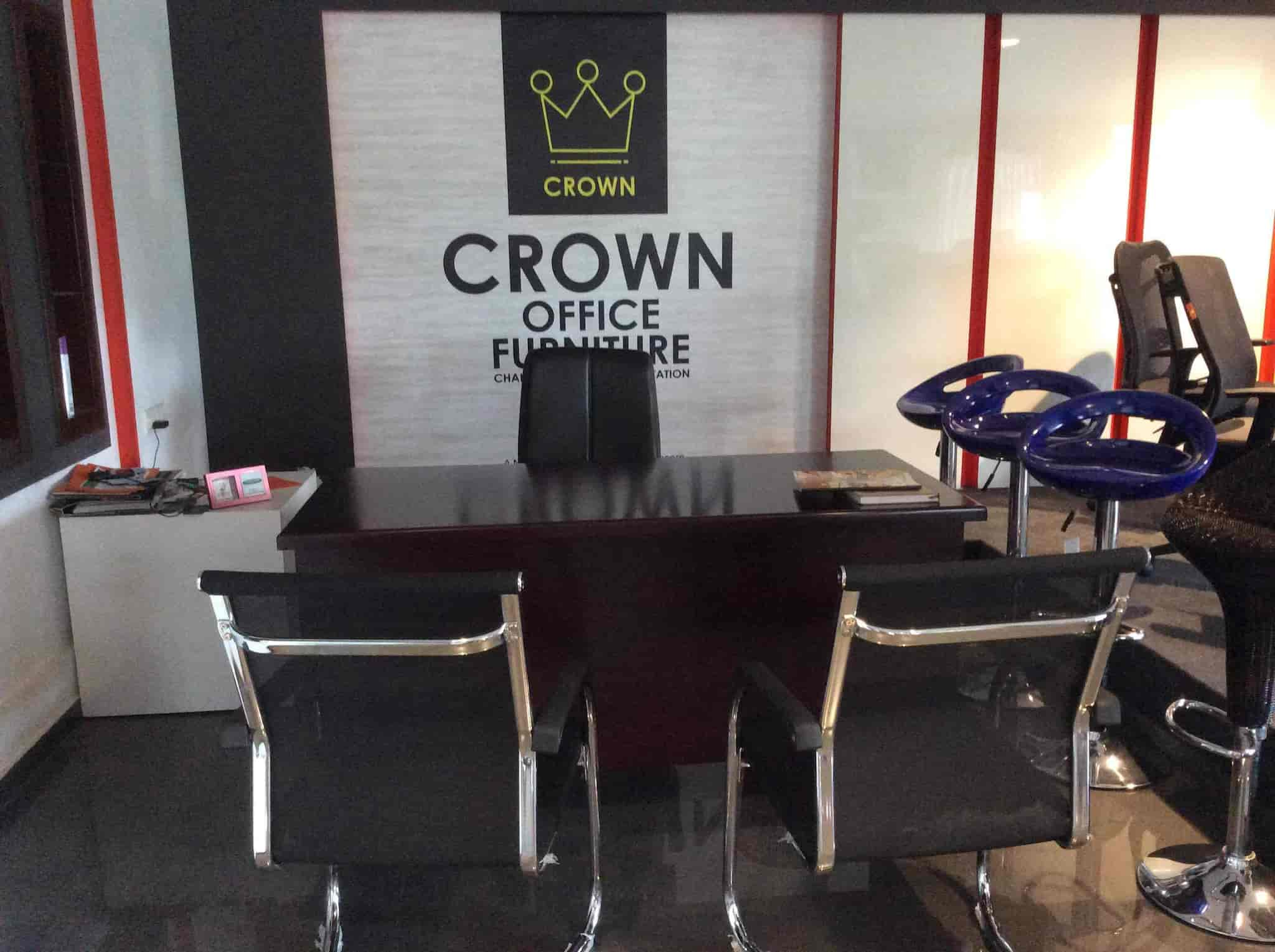 Remarkable Crown Office Furniture Photos Padivattom Ernakulam Interior Design Ideas Apansoteloinfo