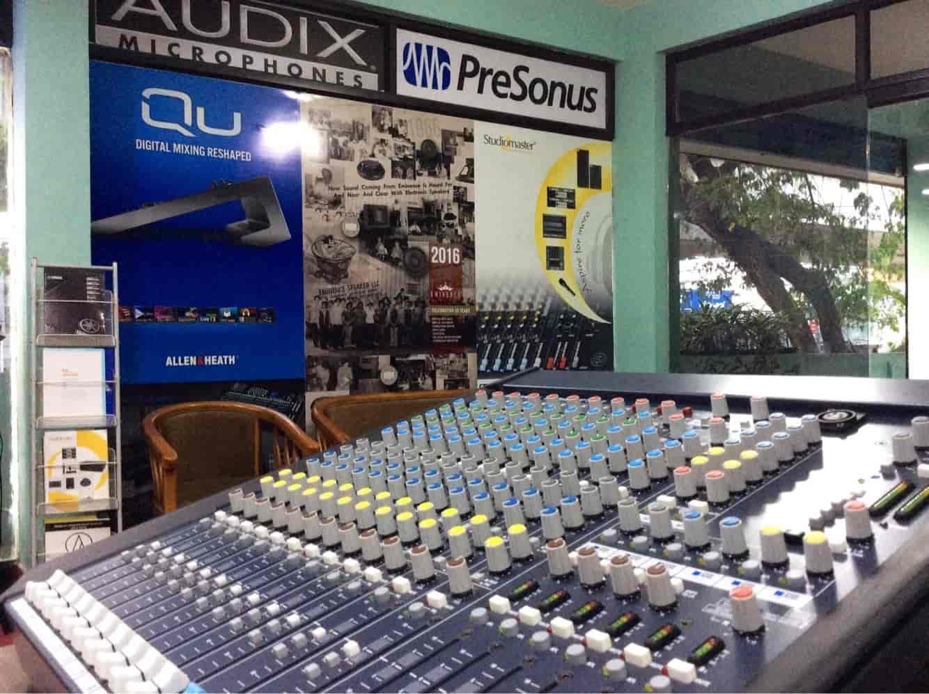 Pro Sound And Light, Thaikattukara - Audio Equipment Dealers in