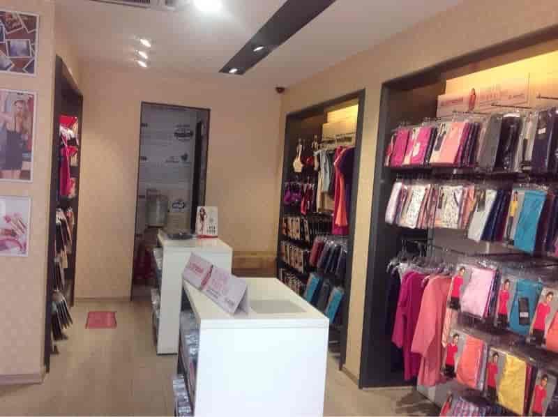 Inside View Of Ladies Undergarment Shop