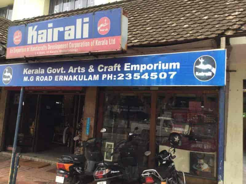 Kairali Arts Crafts Kochi Mg Road Handicraft Development