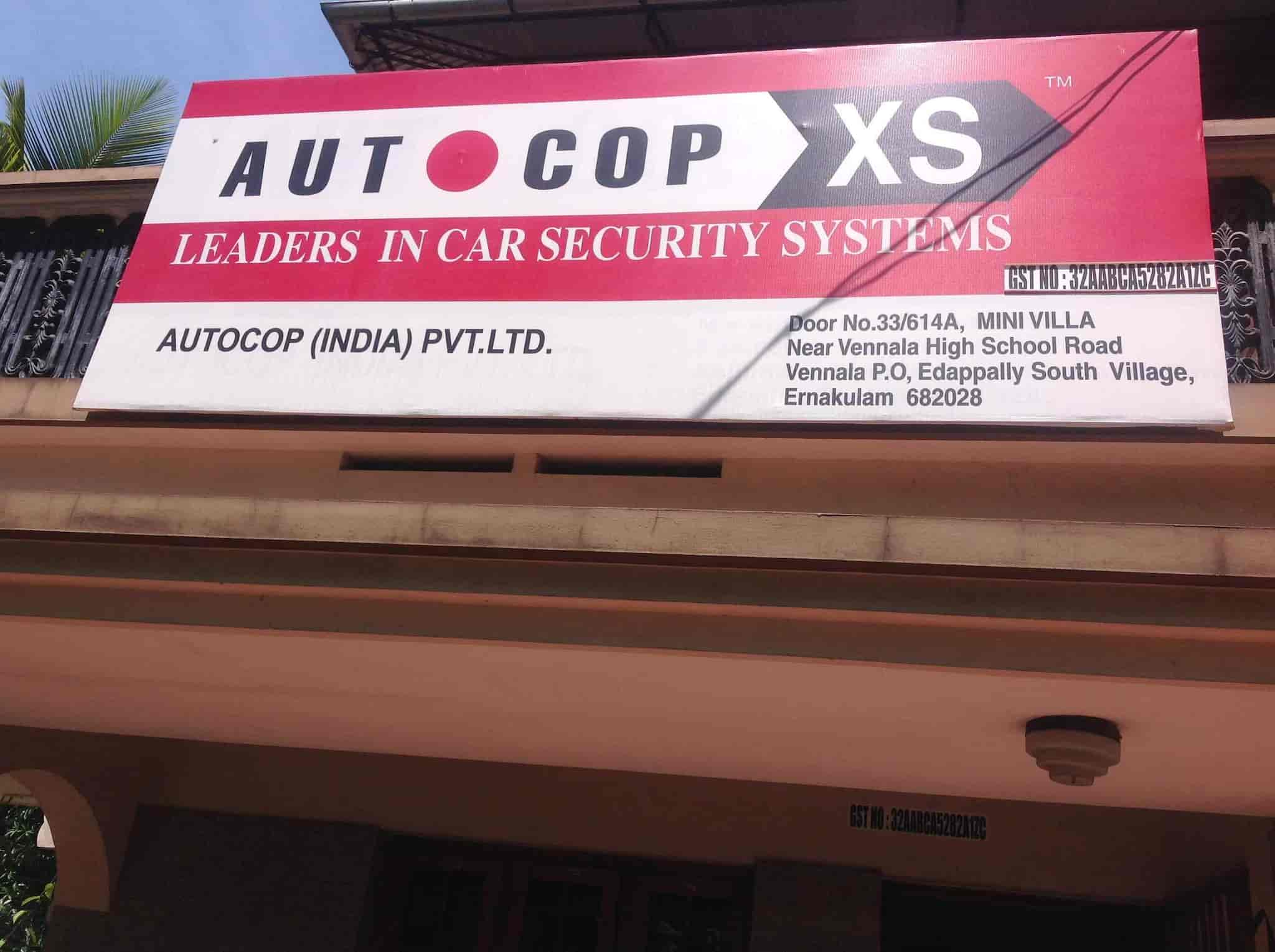 Autocop India Pvt Ltd Vennala Gps Vehicle Tracking System Dealers In Ernakulam Justdial