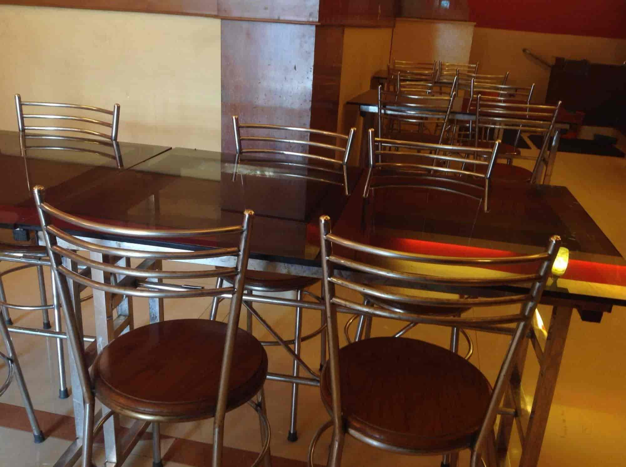 Inside View Of Restaurant