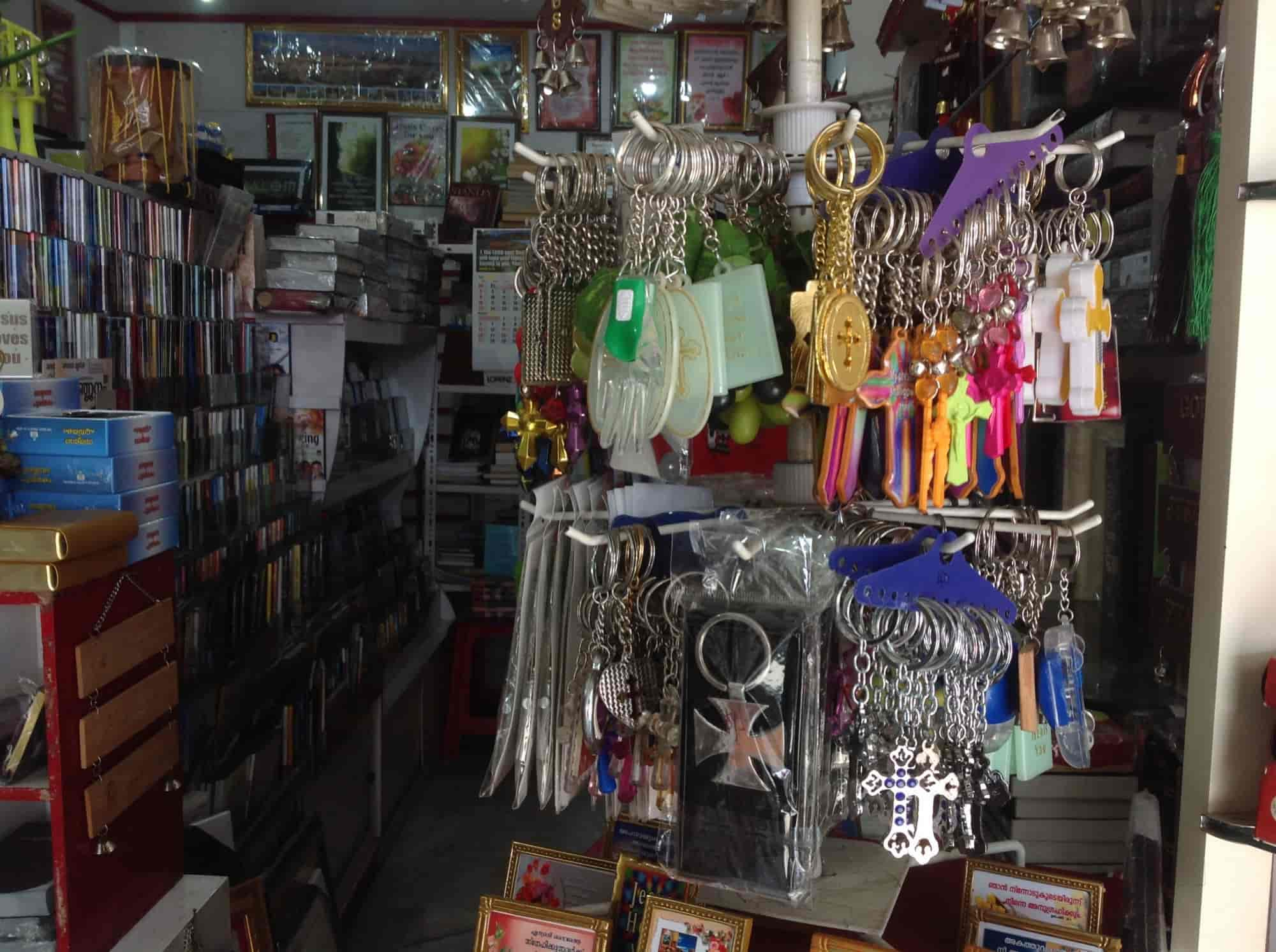 Beersheba Bible World, Palarivattom - Bible Dealers in Ernakulam