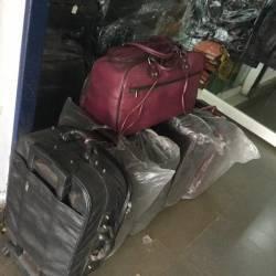 Ras Shoppe Leather, Marine Drive - Leather Laptop Bag