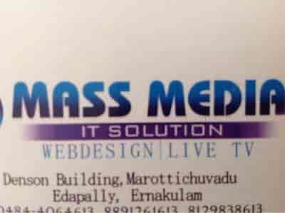 Mass Media It Solution Photos, Edapally, Ernakulam- Pictures