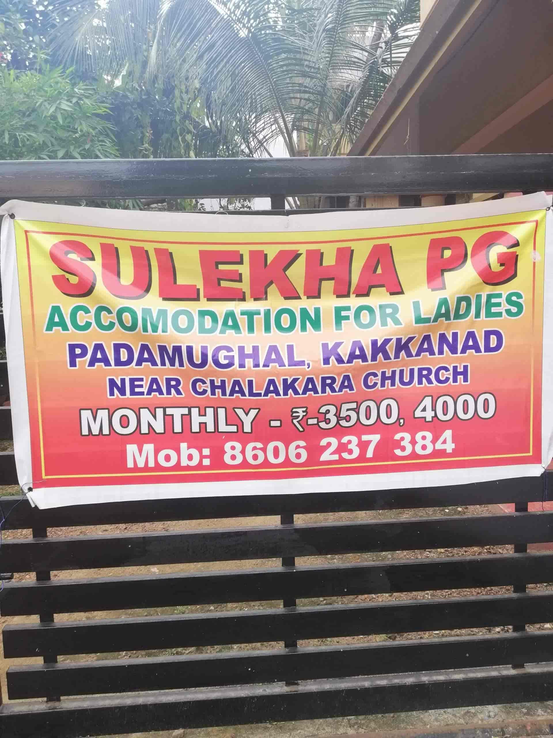 Sulekha Pg Accommodation For Ladies, Kakkanad - Paying Guest