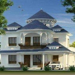 Kerala Home Designs Ponnurunni Architects In Ernakulam