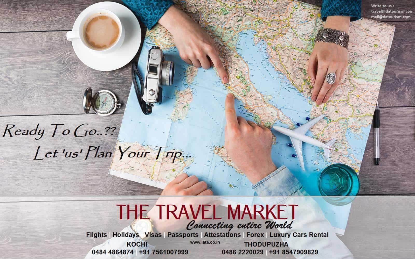 The Travel Market, Kaloor - Travel Agents in Ernakulam