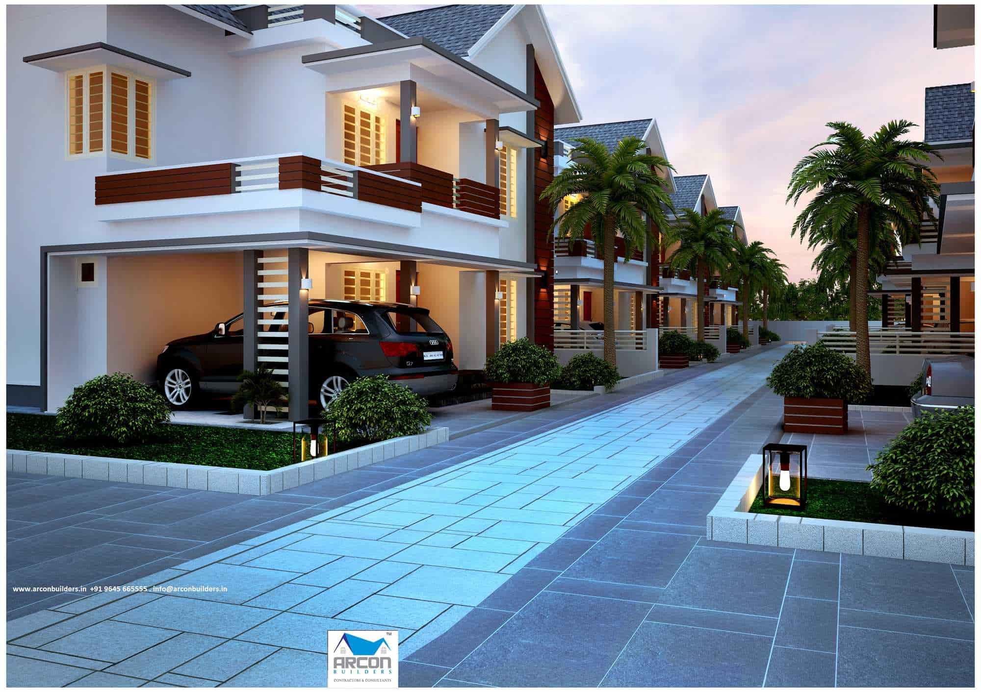 Arcon Builders, Kochi - Civil Contractors in Ernakulam - Justdial