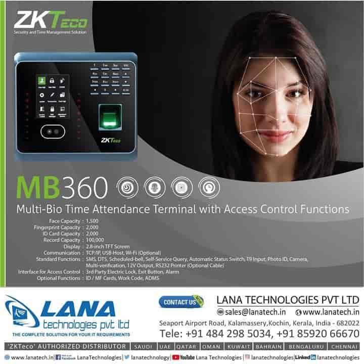 Lana Technologies, Kalamassery - CCTV Dealers in Ernakulam - Justdial
