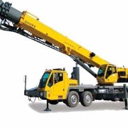 Thay Lift And Shift Pvt Ltd, Irimbanam - Cranes On Hire in Ernakulam