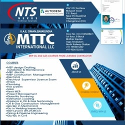 MTTC INTERNATIONAL LLC, Ernakulam North - Institutes For Mep