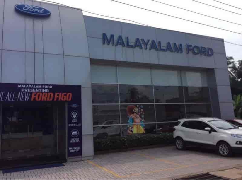 Malayalam Ford, Vyttila - Car Dealers-Ford in Ernakulam - Justdial