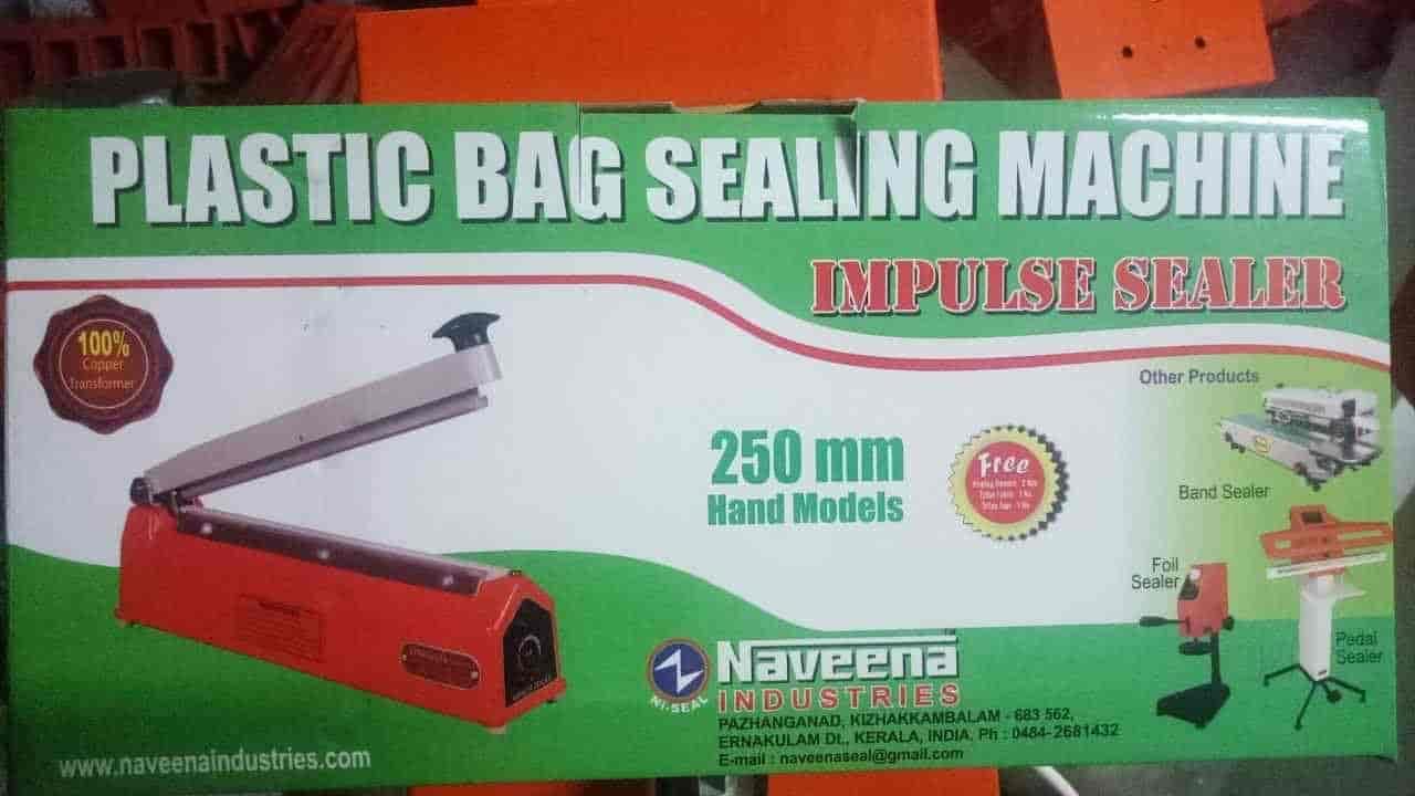 Naveena Industries, Kizhakkambalam - Band Sealing Machine Dealers in