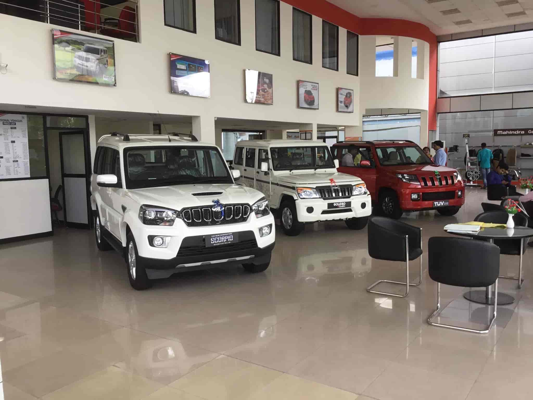 Tvs Mahindra Cochin Maradu Car Dealers In Ernakulam Justdial