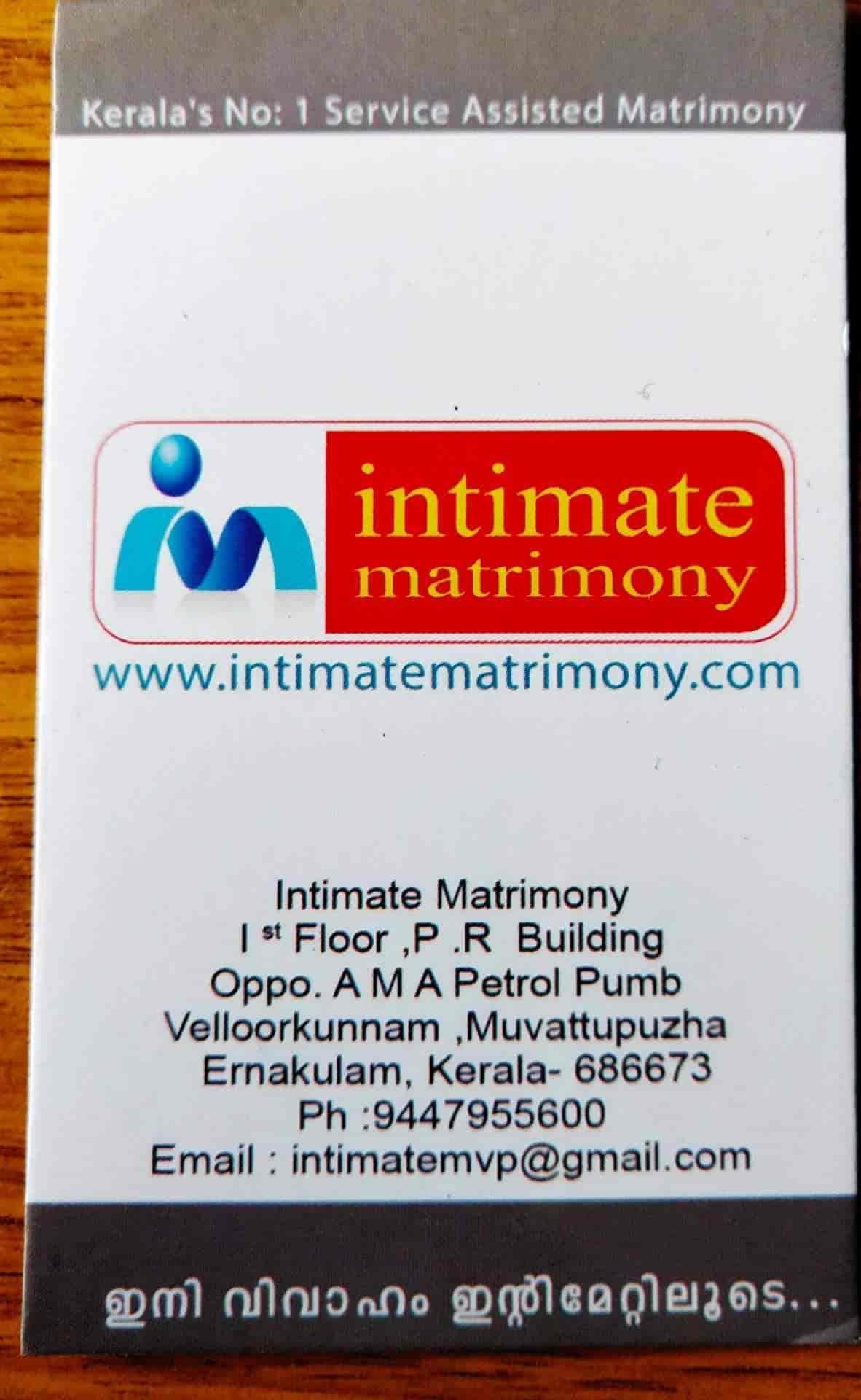 Intimate Matrimony, Muvattupuzha - Matrimonial Bureaus in