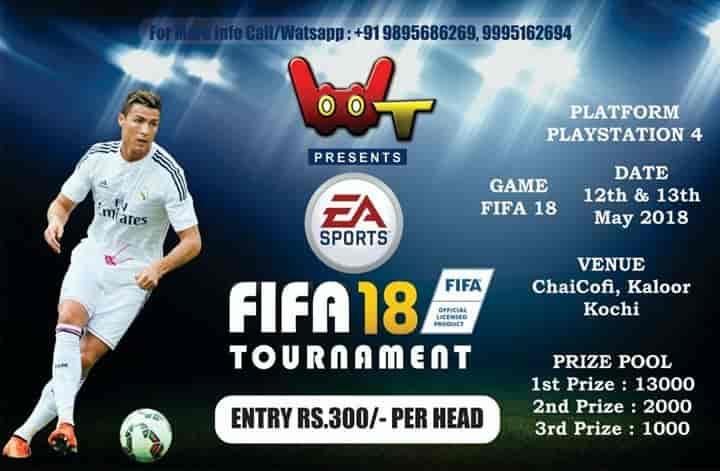 Woot Gaming Lounge, Kaloor, Ernakulam - Lounge Bars - Justdial
