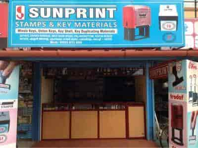 Sunprint Stamps And Materials North