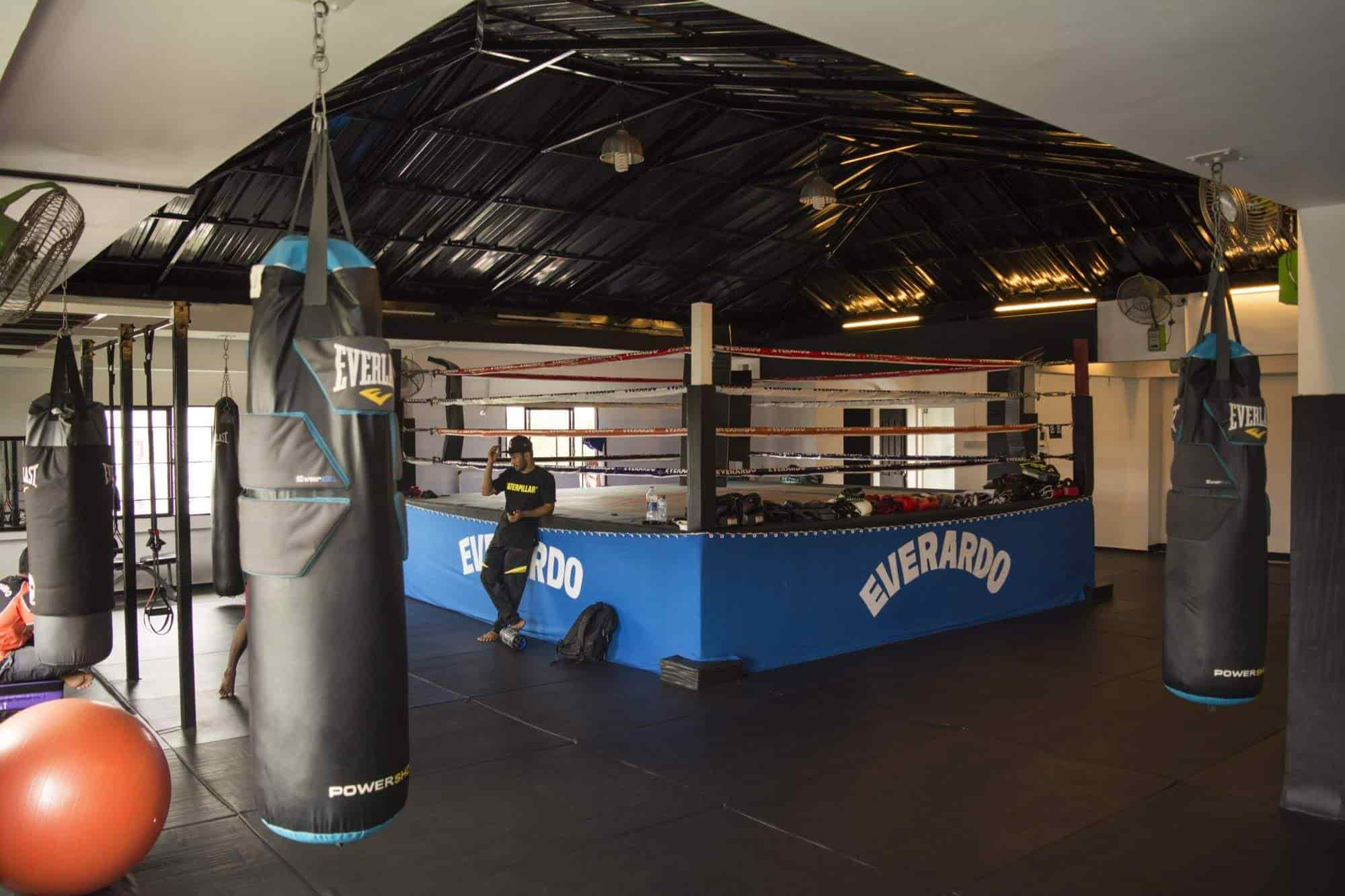 A H Fitness Academy And Fight Club, Panampilly Nagar - Gyms in