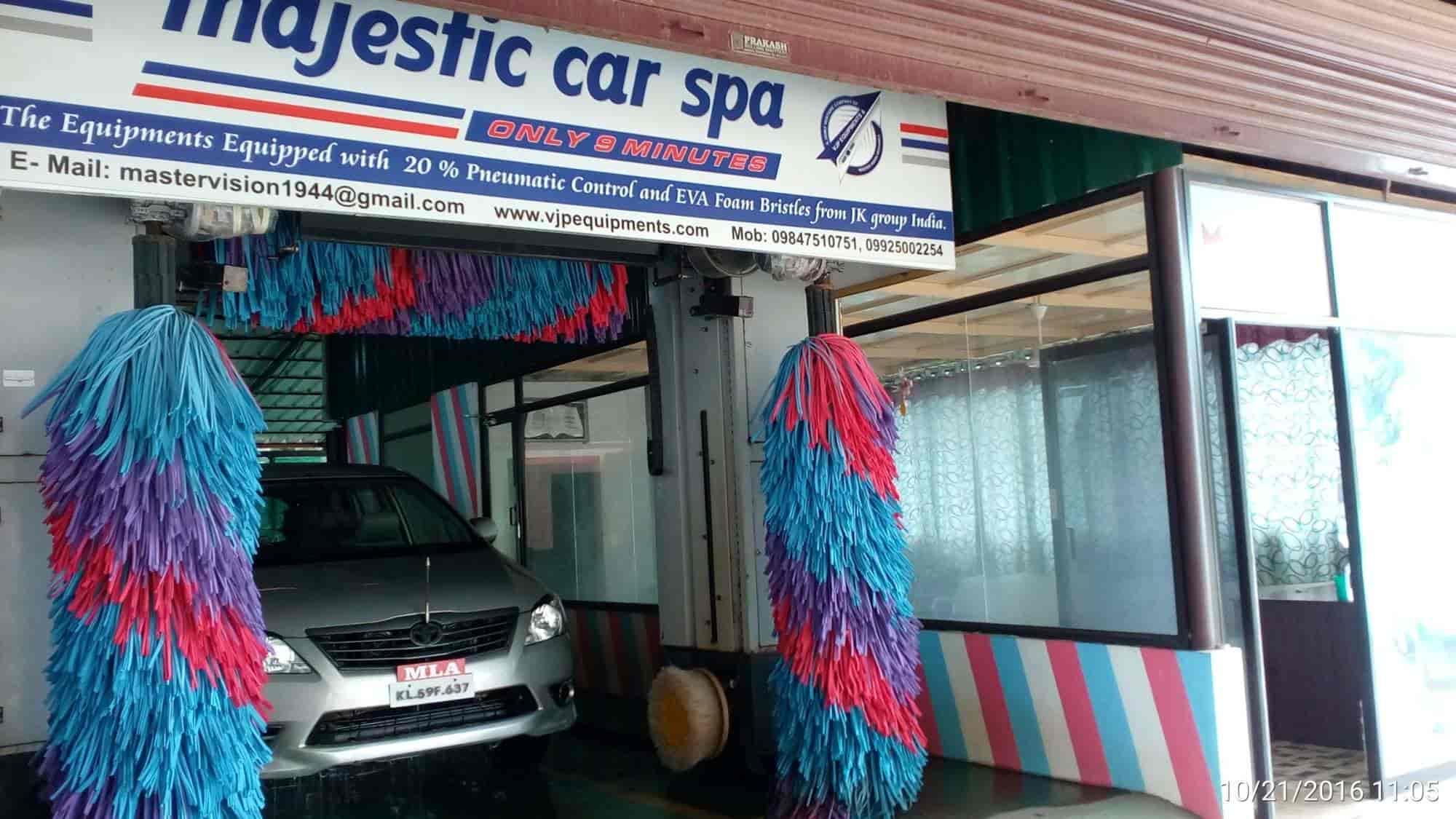 Majestic Car Wash >> Majestic Car Spa Muvattupuzha Car Washing Services In Ernakulam