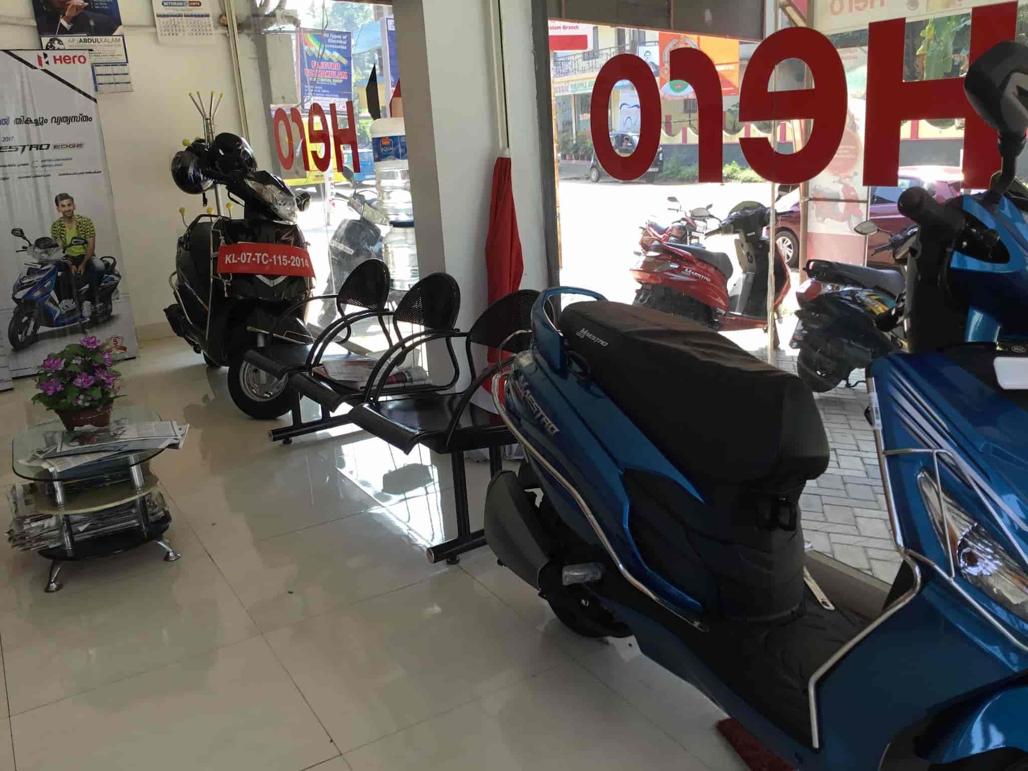 Manas Motors Vazhakulam Motorcycle Dealers Hero In Ernakulam Justdial