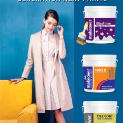 Makeover Paints & Allied Industries, Kalamassery - Paint