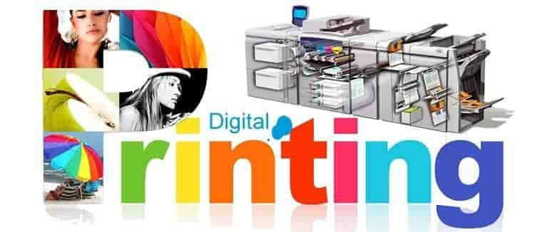 How Does Digital Printing Work