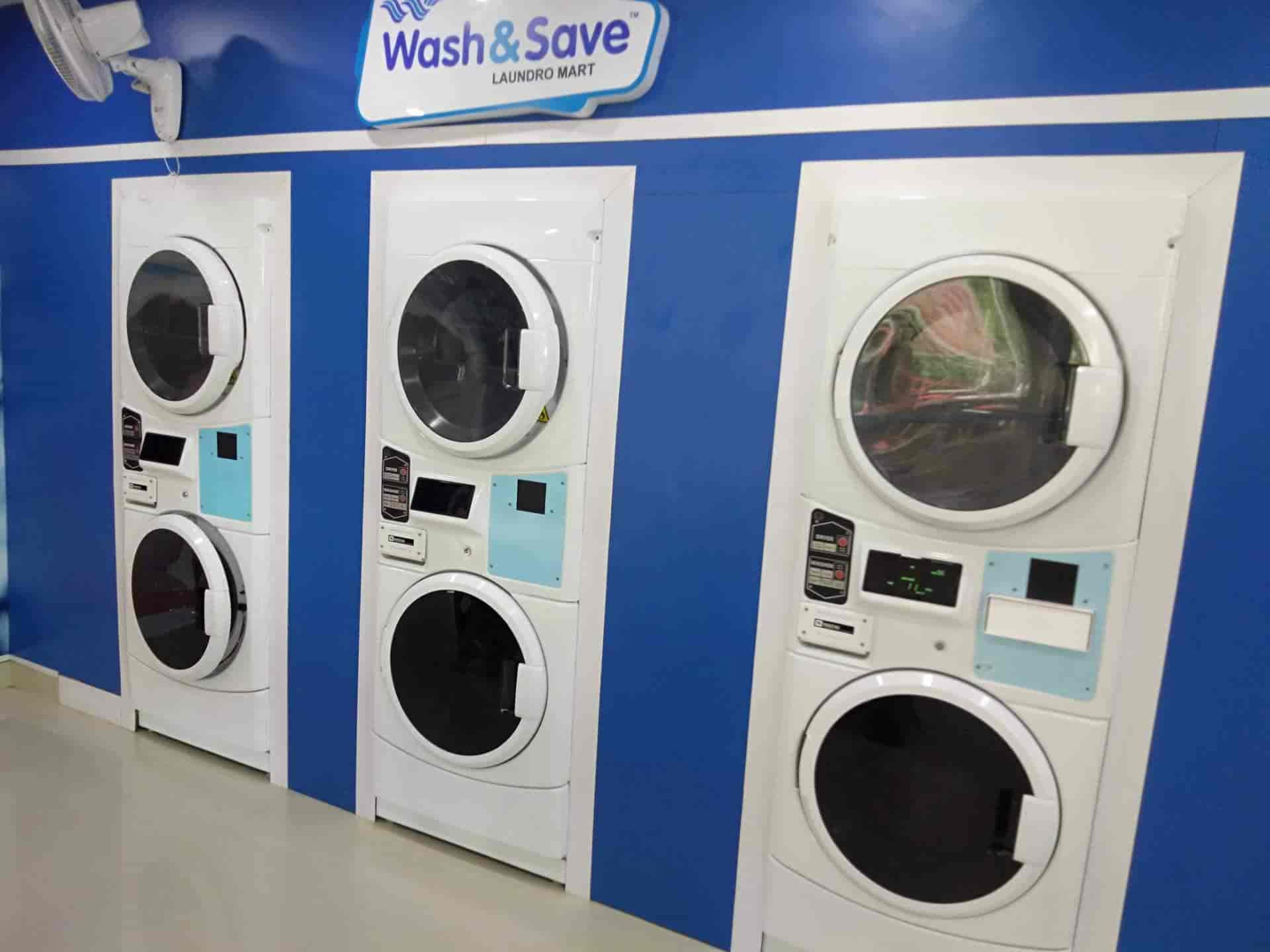 Wash and save laundry