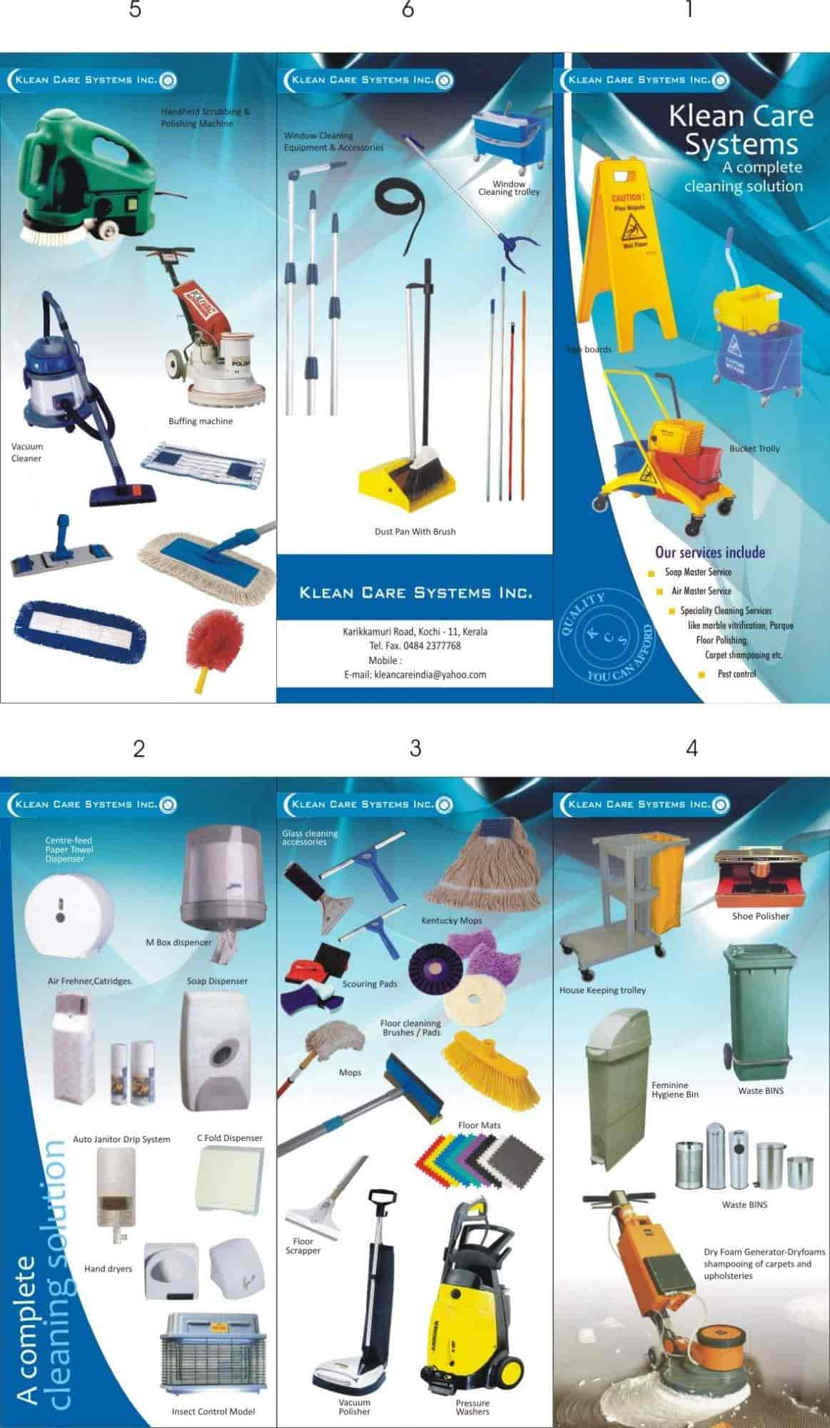 Kleancare Systems INC, Femco Traders - Plastic Tape