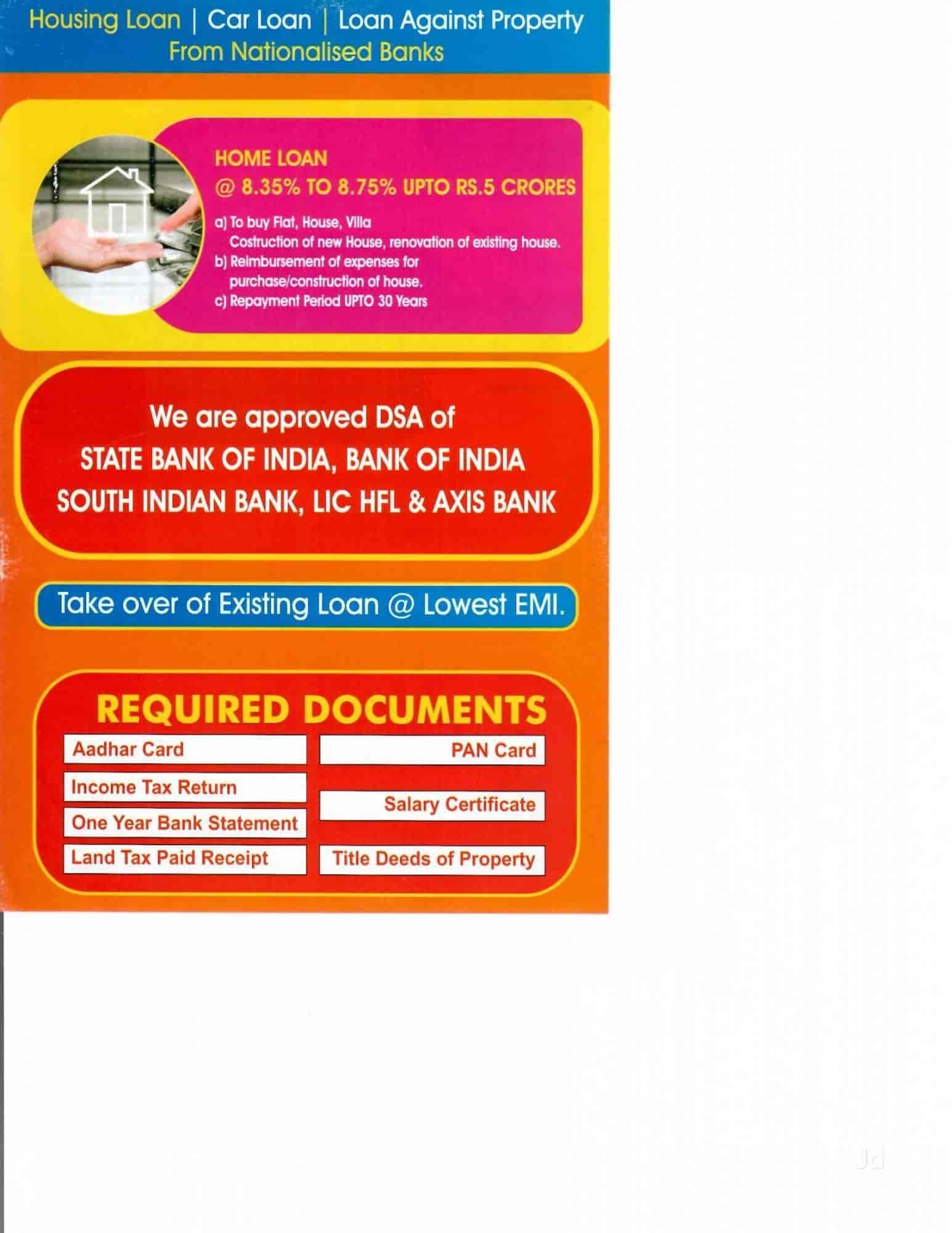 Dadfin Enterprise Kaloor Home Loans In Ernakulam Justdial