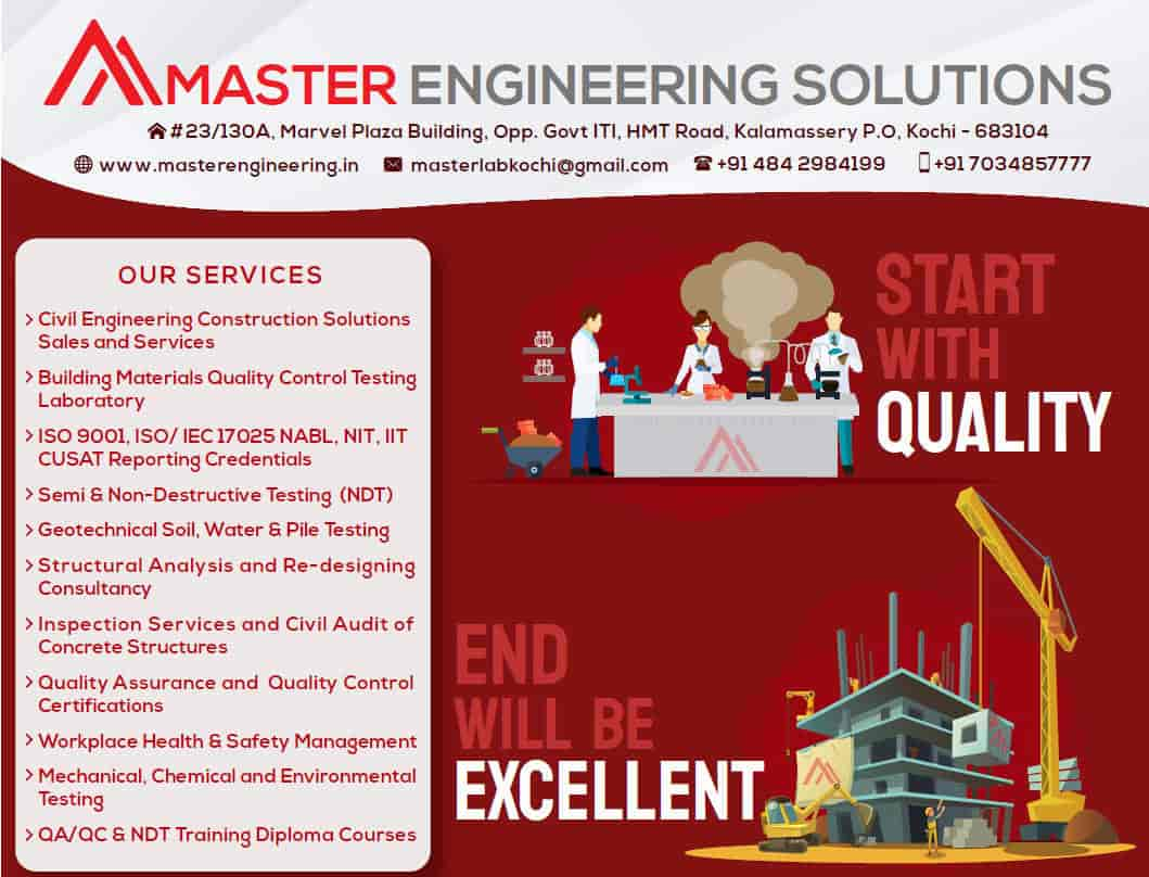Master Engineering Solutions - Borewell Contractors - Book