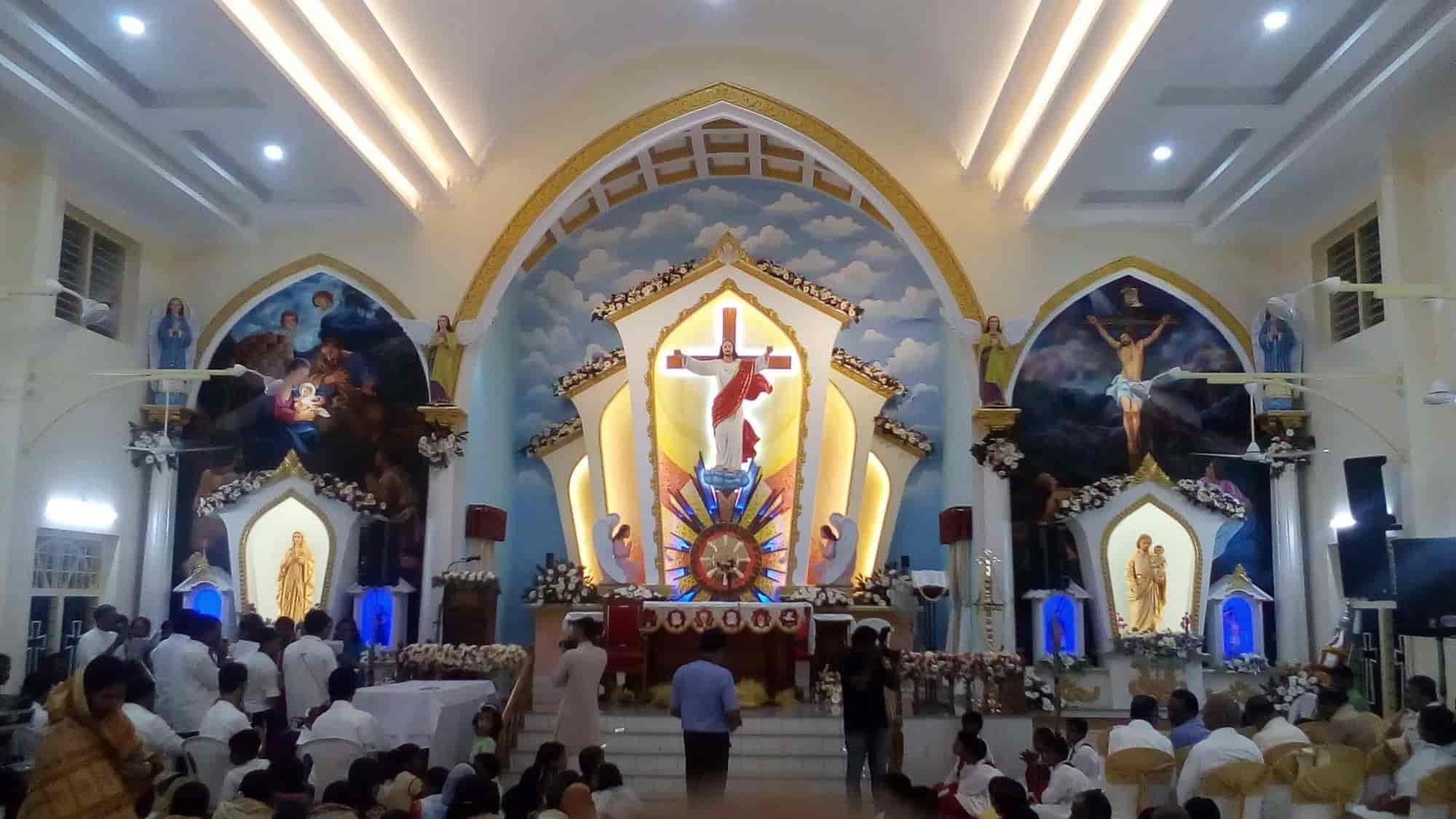 Bosco Decor   Church Interiors