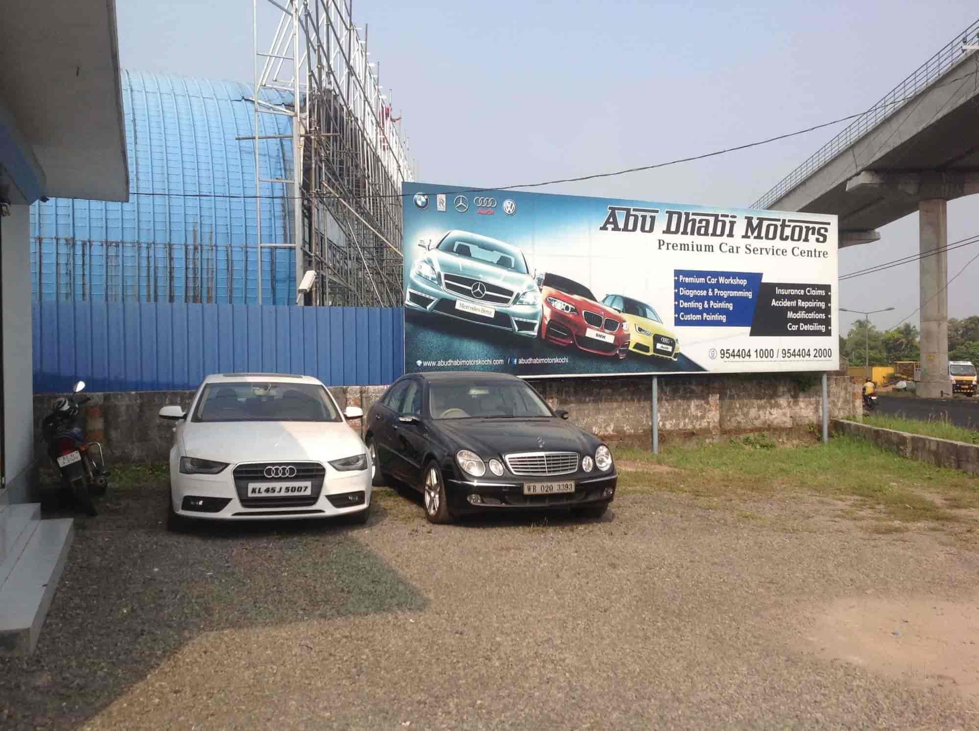 Abudhabi Motors, Aluva - Car Repair & Services in Ernakulam