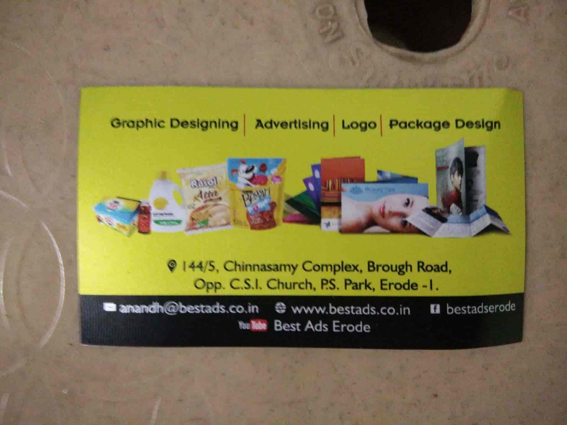 Best Ads, Erode HO - Flex Printing Services in Erode - Justdial