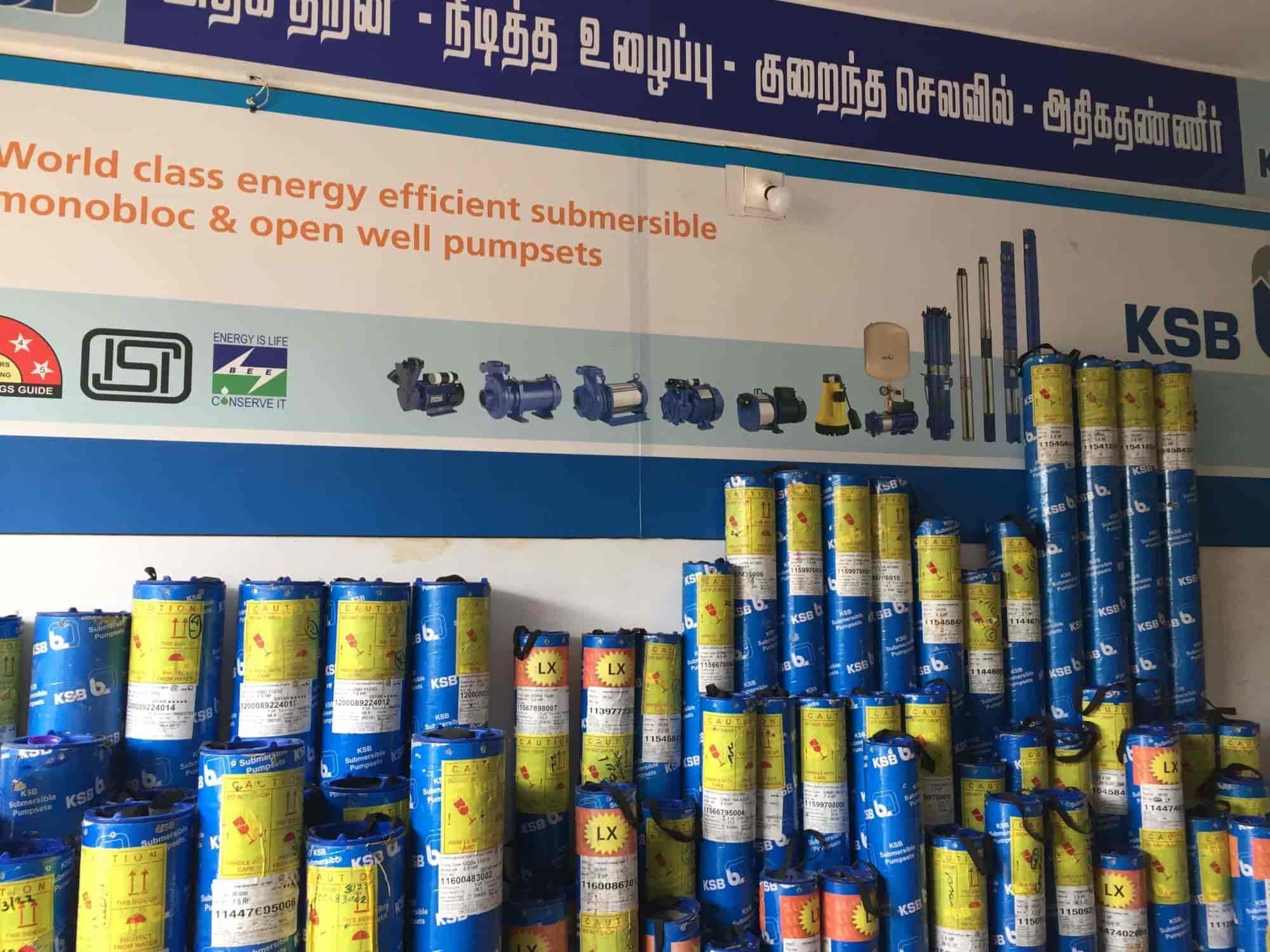 Vijay Tradings-KSB, Opp  Hotel Regency - Submersible Pump