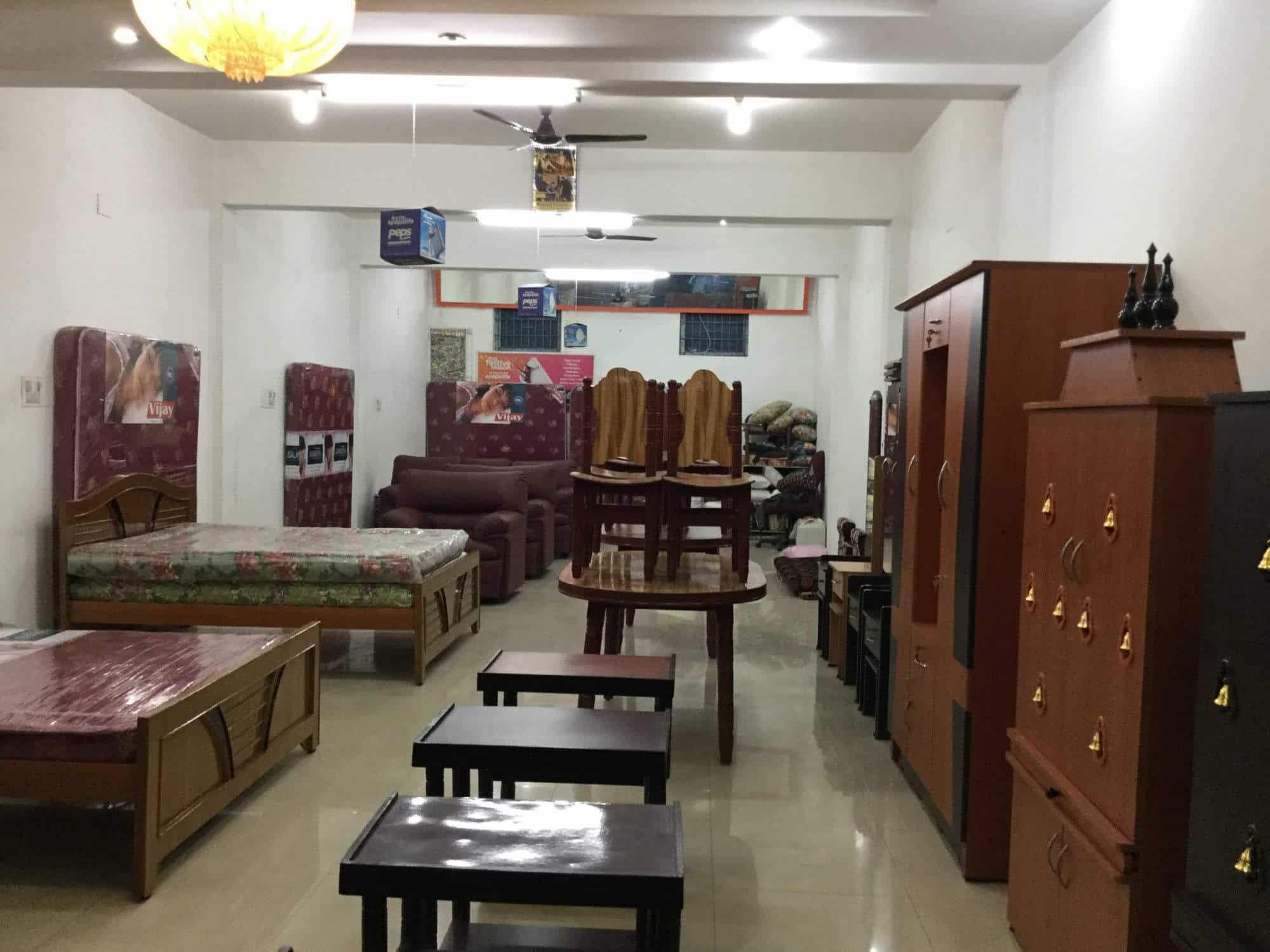 Inside view of furniture shop modern furniture photos kollampalayam erode furniture dealers
