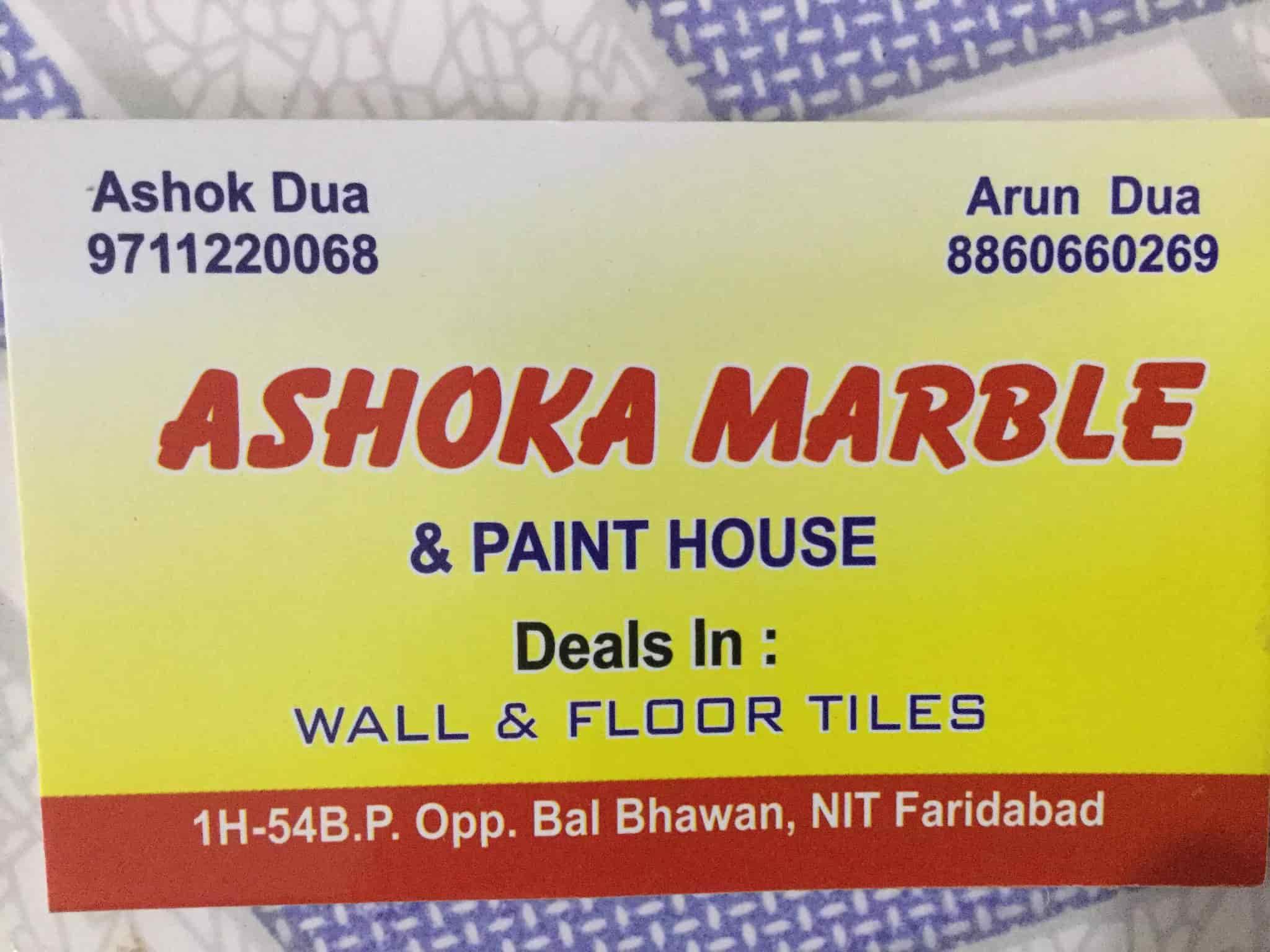 Ashoka Marble Paint House Photos, NIT, Faridabad- Pictures & Images