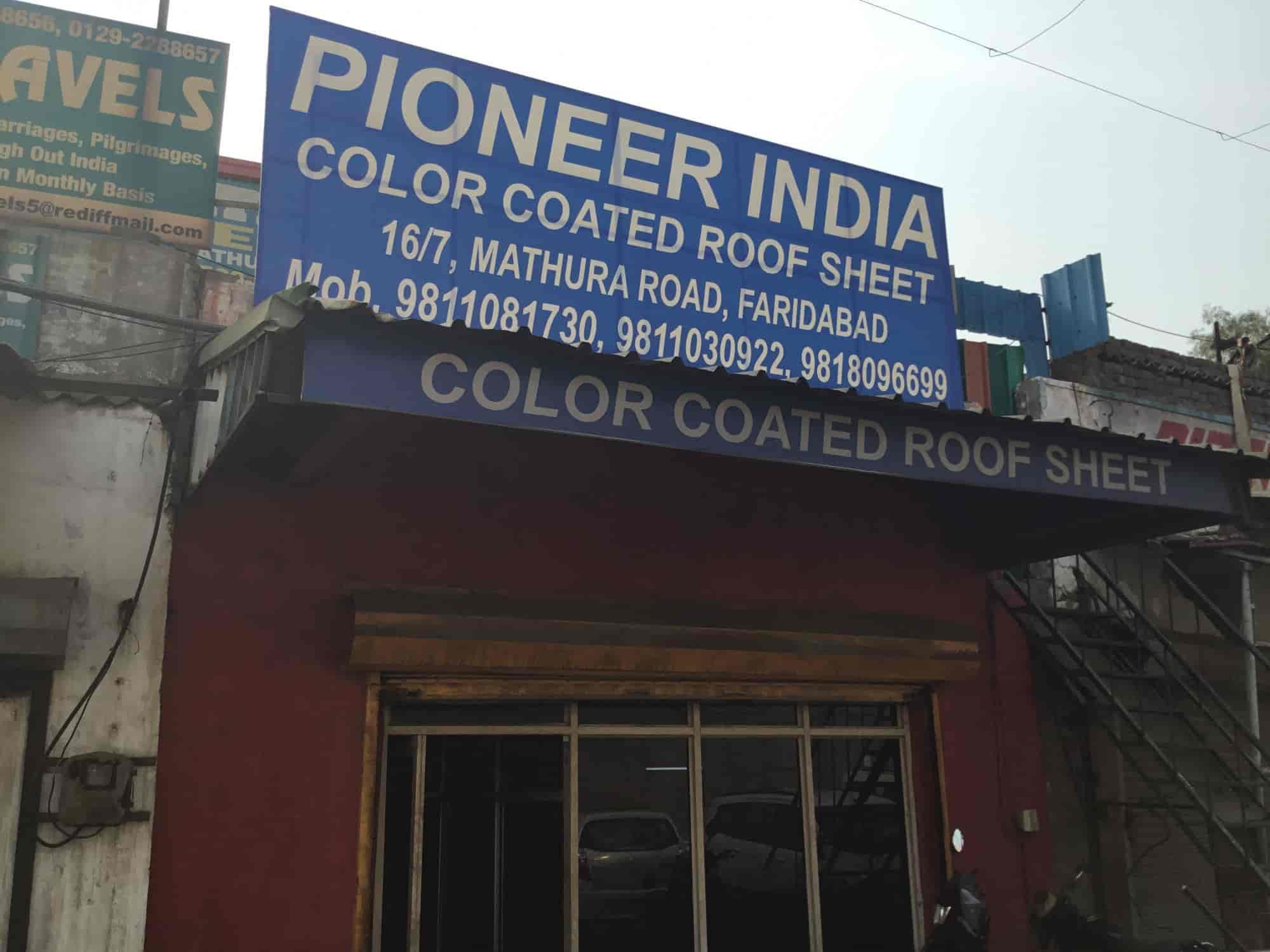 Pioneer delhi contact details