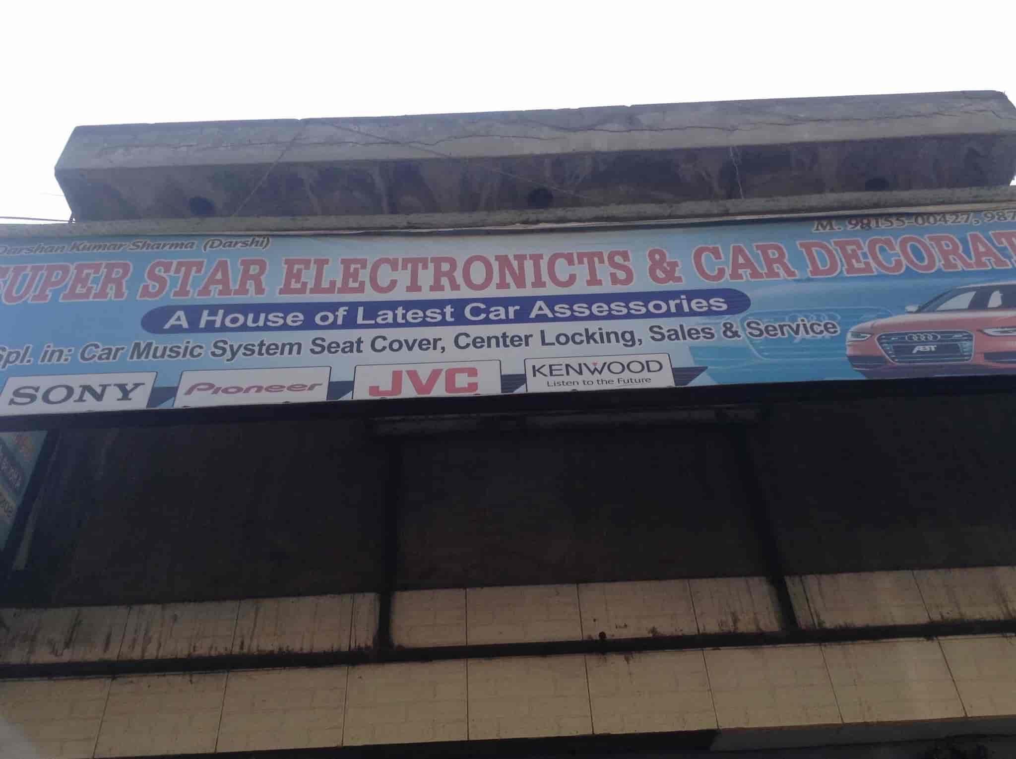 Super Star Electronics & Car Decorators, Mandigobindgarh