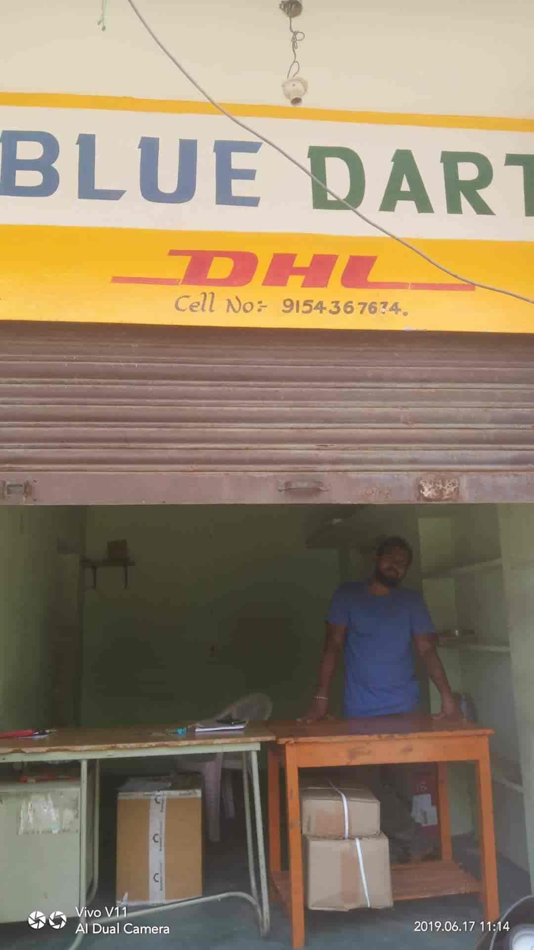 Bluedart Courier, Krishna Nagar - Courier Services in Gadwal - Justdial